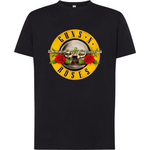 Camiseta Guns N Roses
