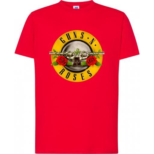 Camiseta Guns N Roses [3]