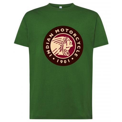Camiseta Indian 1901