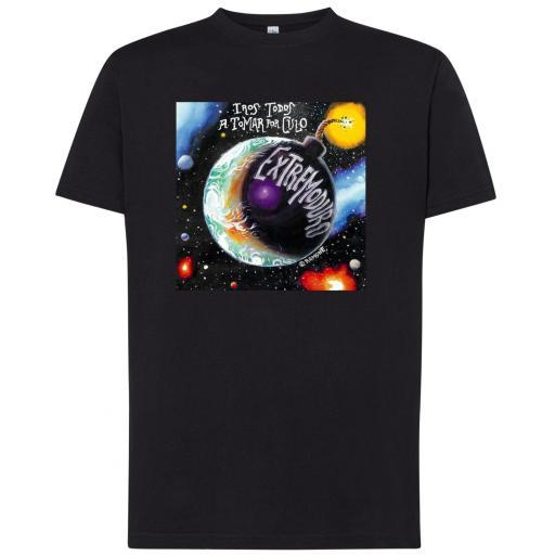 Camiseta Extremoduro Iros todos a tomar por culo