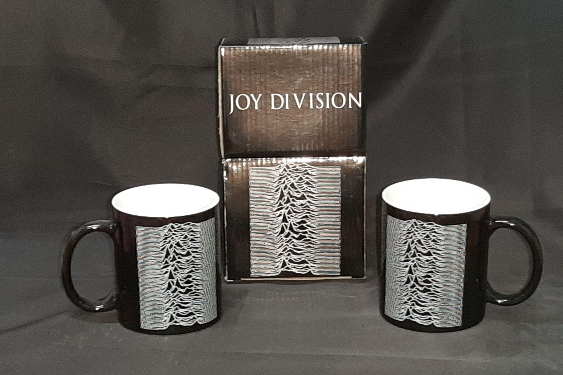 Taza Joy Division