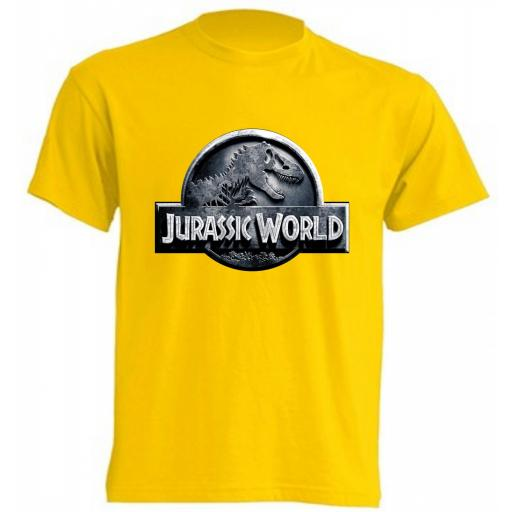 Camiseta JURASSIC WORLD