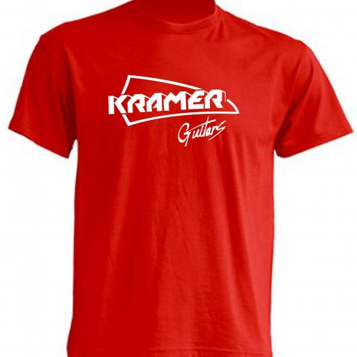 CAMISETA KRAMER GUITARS [0]