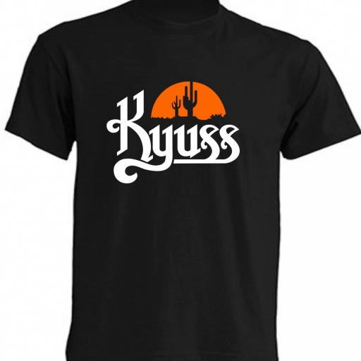CAMISETA KYUSS