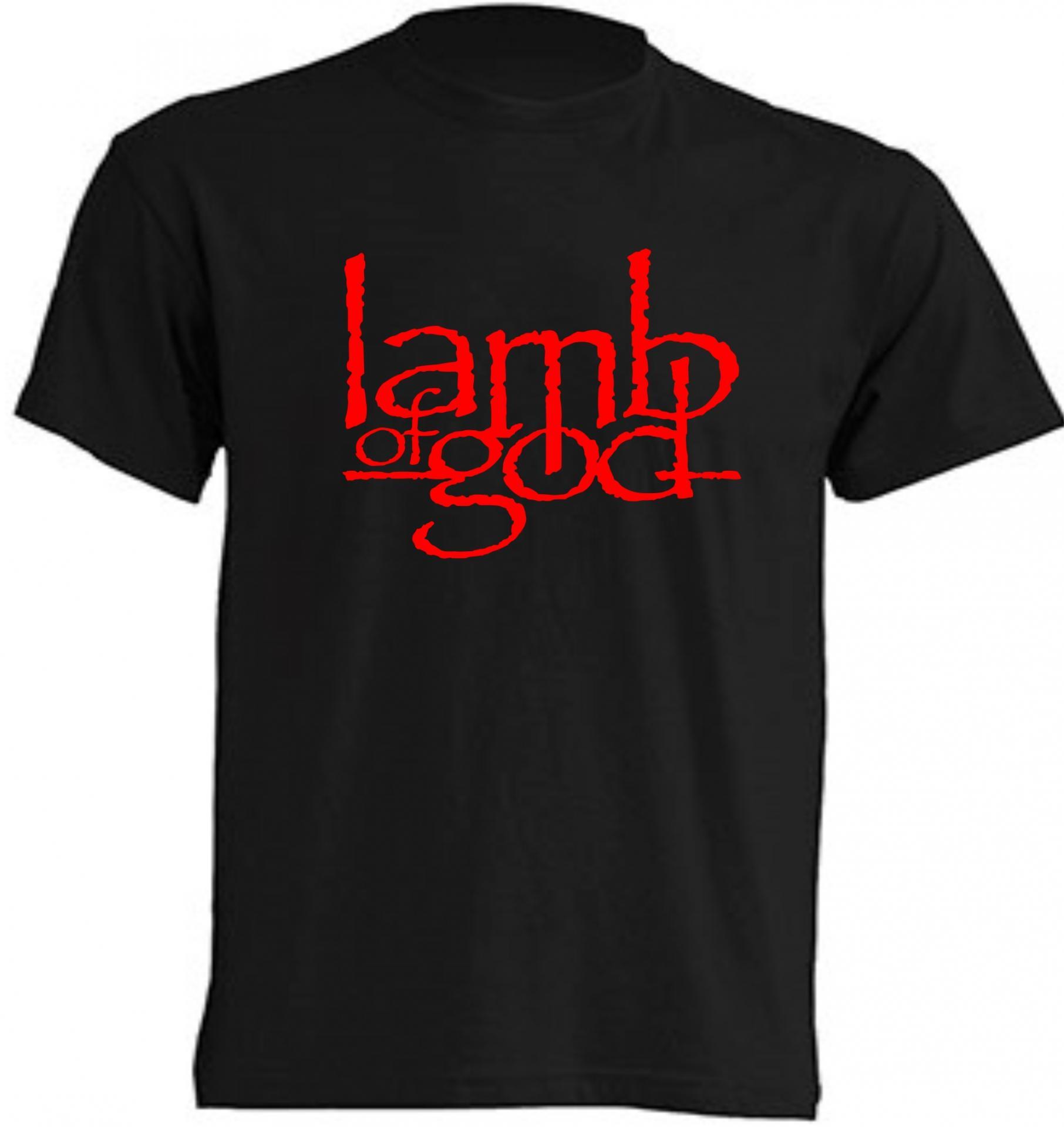 CAMISETA LAMB OF GOD