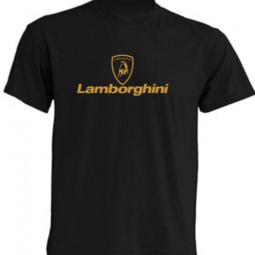 CAMISETA LAMBORGHINI
