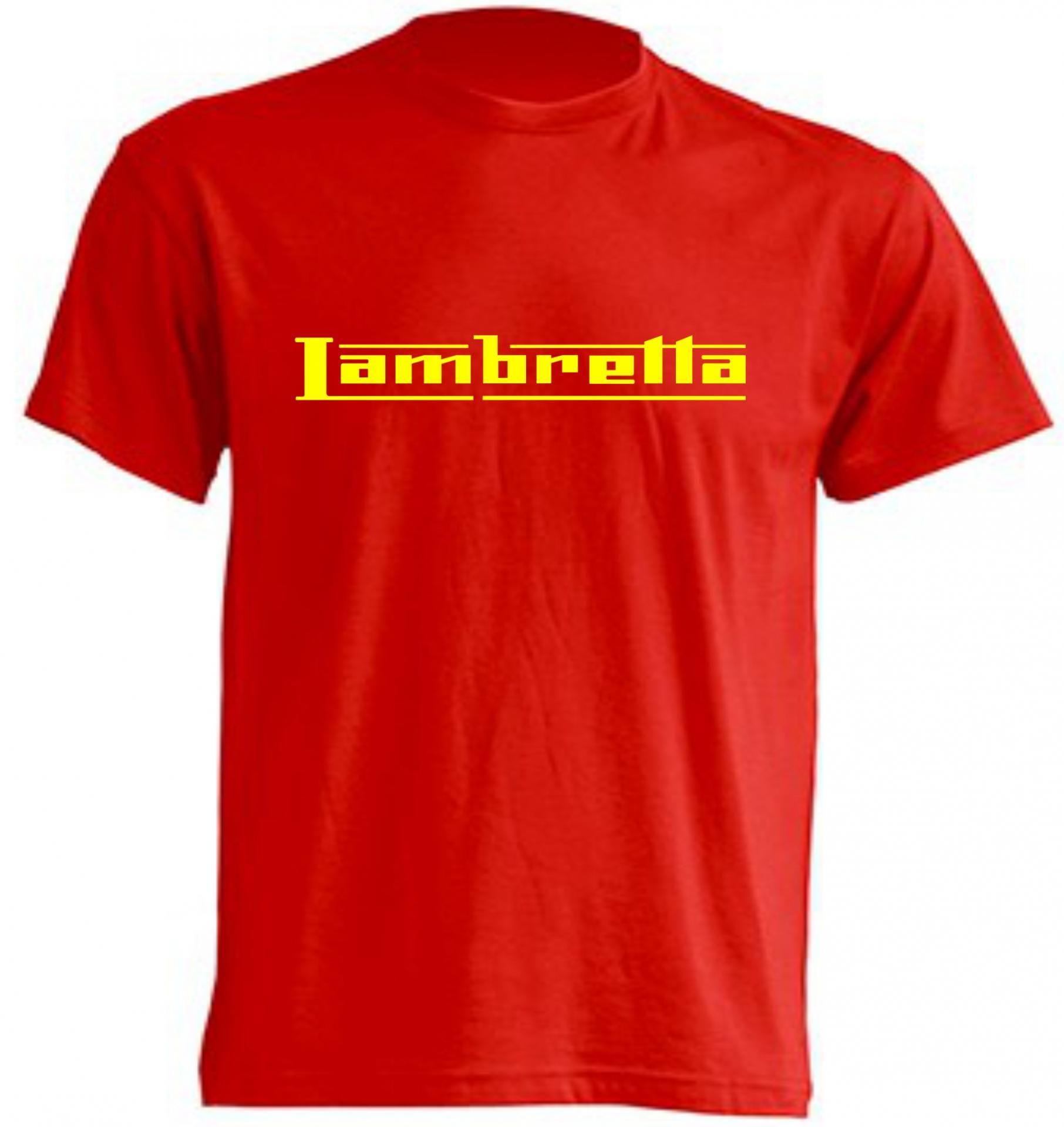 CAMISETA LAMBRETTA