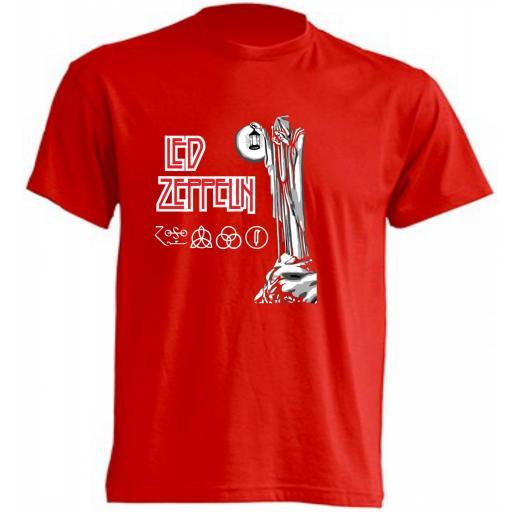 Camiseta Led Zeppelin [3]