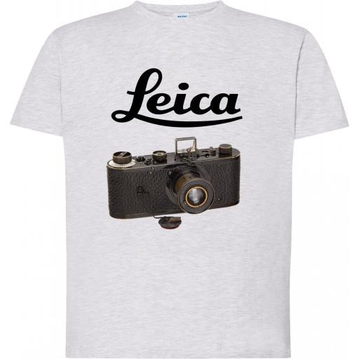 Camiseta Leica