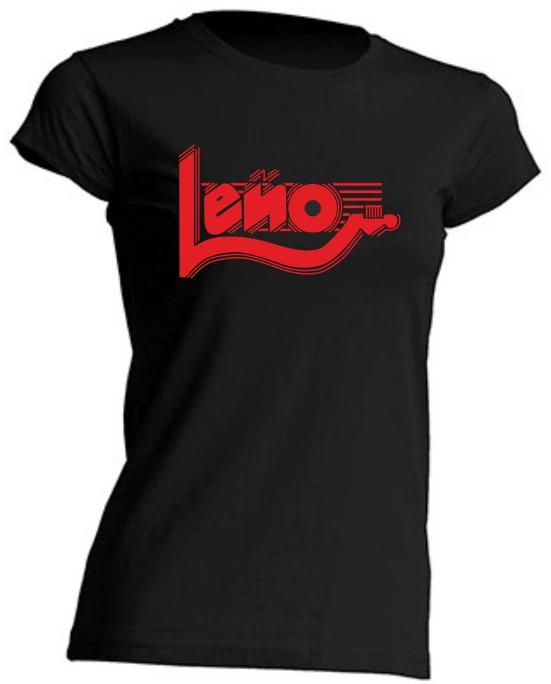 Camiseta de Chica Leño