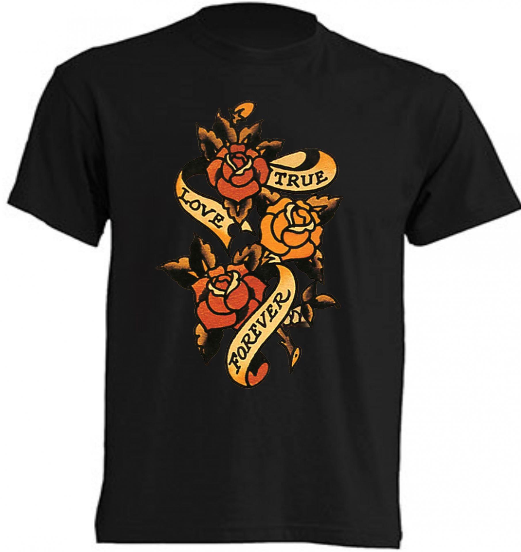 Camiseta True Love Forever