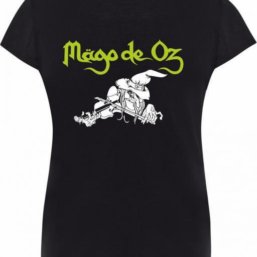 Camiseta de Chica Mago de Oz