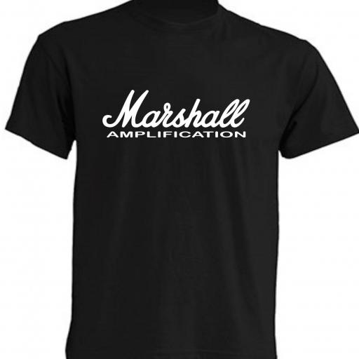 CAMISETA MARSHALL AMPLIFICATION