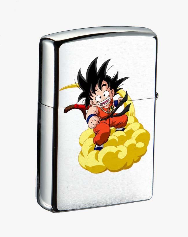 Mechero Goku Nube (M016)