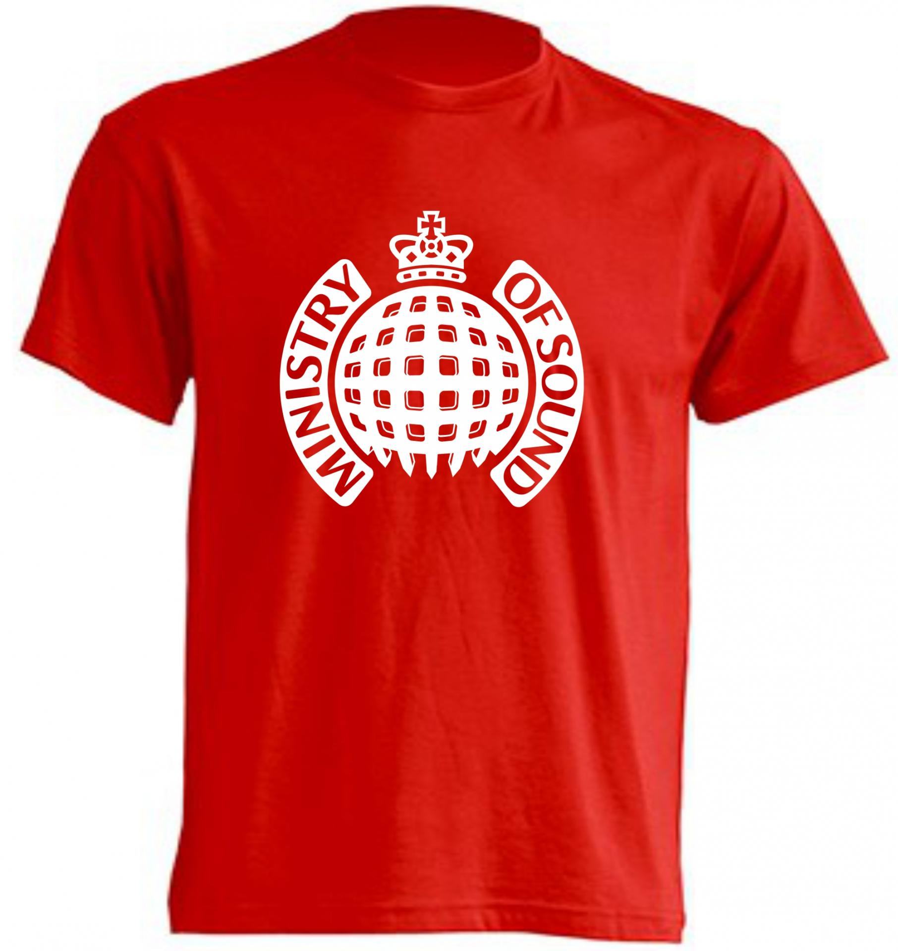 CAMISETA MINISTRY OF SOUND