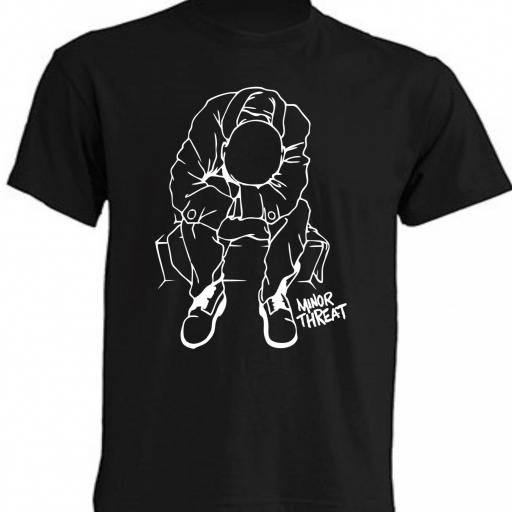 CAMISETA MINOR THREAT