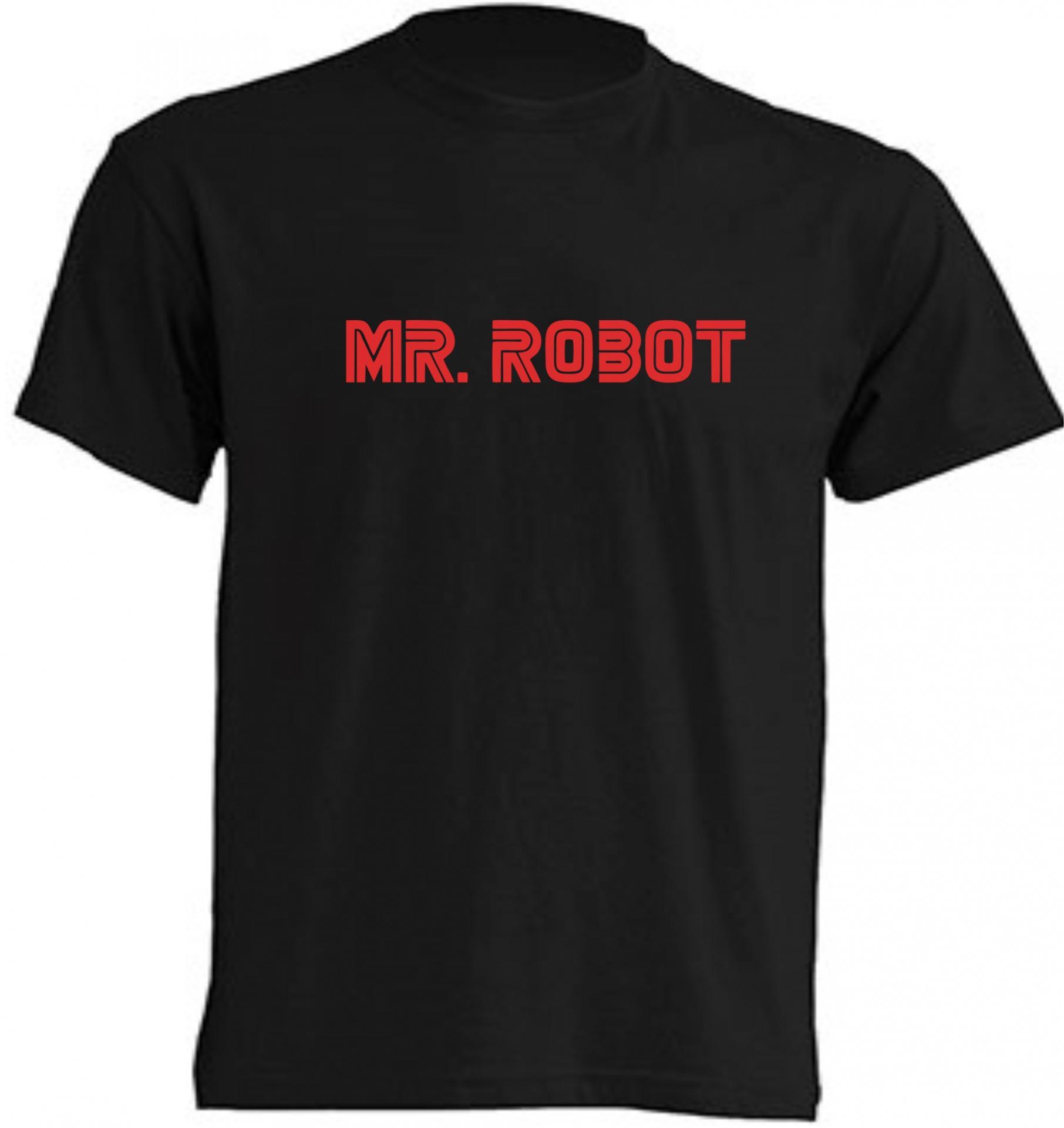 CAMISETA MR.ROBOT