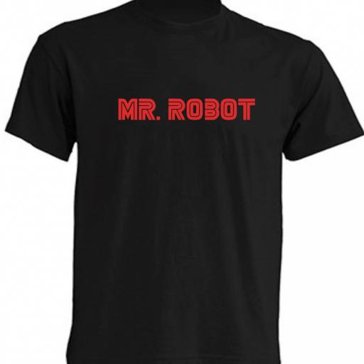 CAMISETA MR.ROBOT