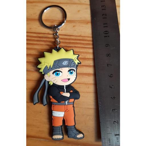 Llavero PVC Naruto 001