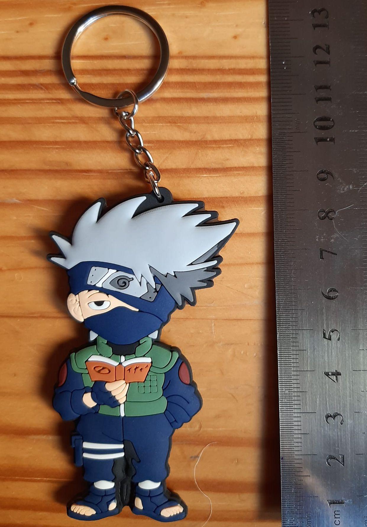 Llavero PVC Naruto Kakashi Hatake 002