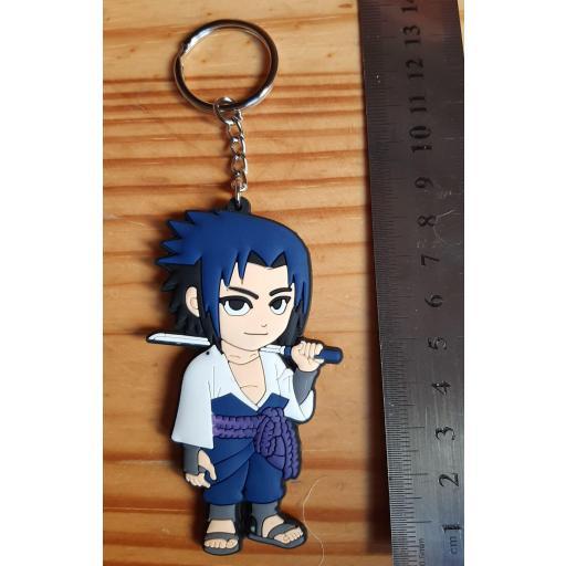 Llavero PVC Naruto Sasuke Uchiha 004