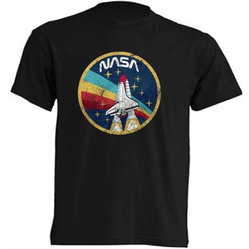 Camiseta Nasa