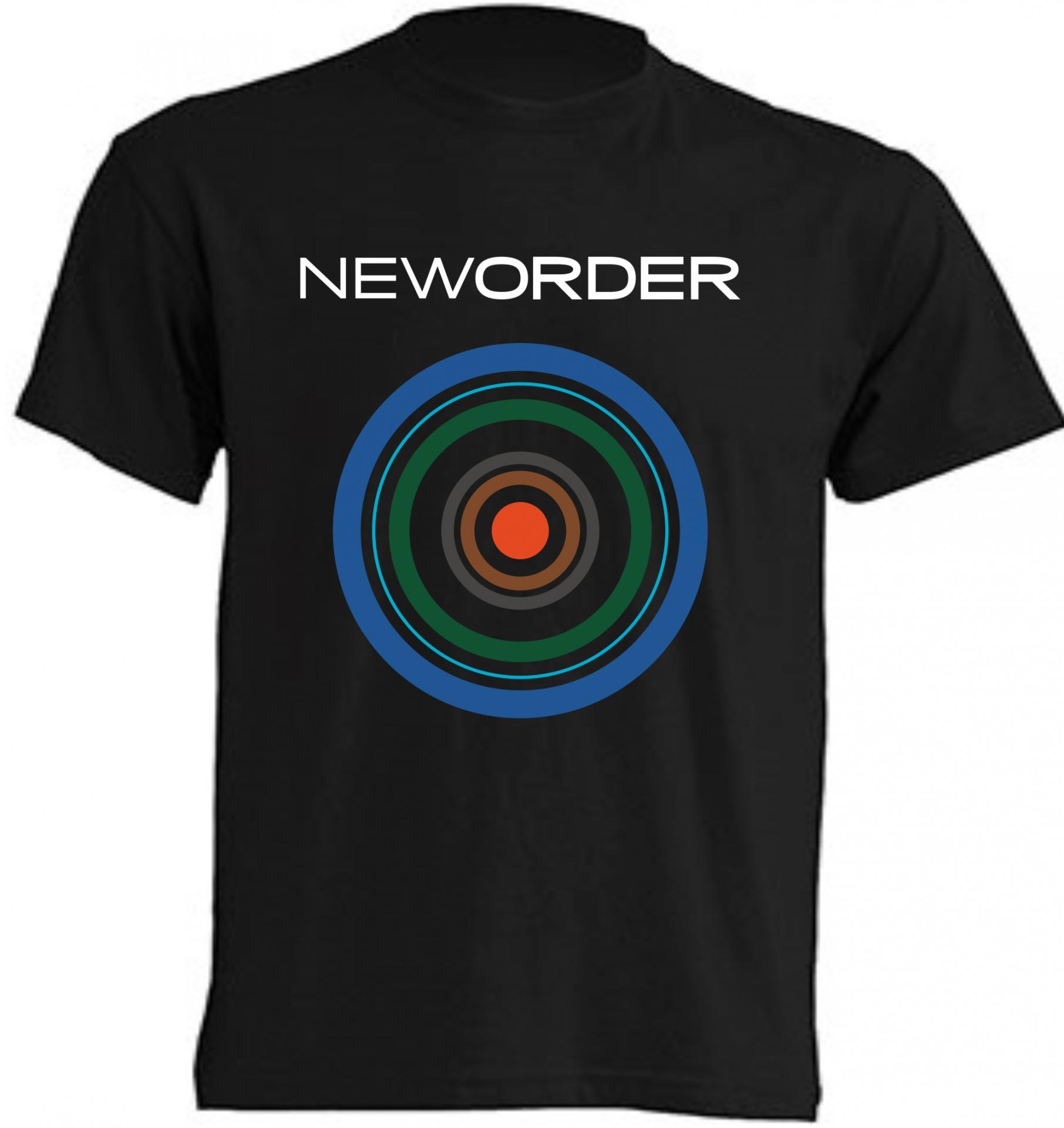 Camiseta New Order