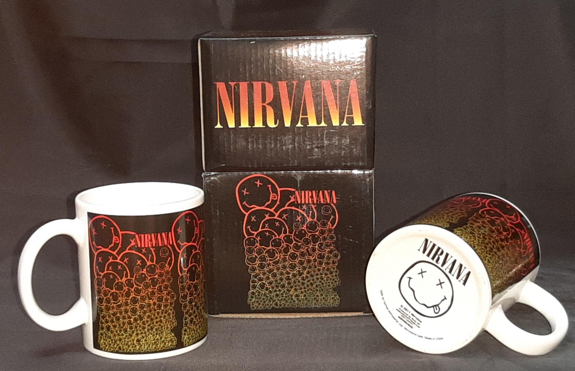 Taza Nirvana