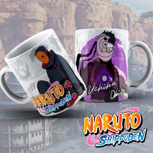 Taza Naruto (299)