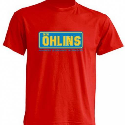 CAMISETA OHLINS [0]