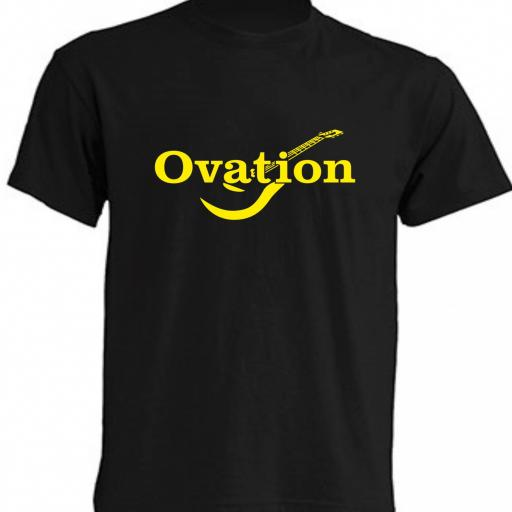 CAMISETA OVATION