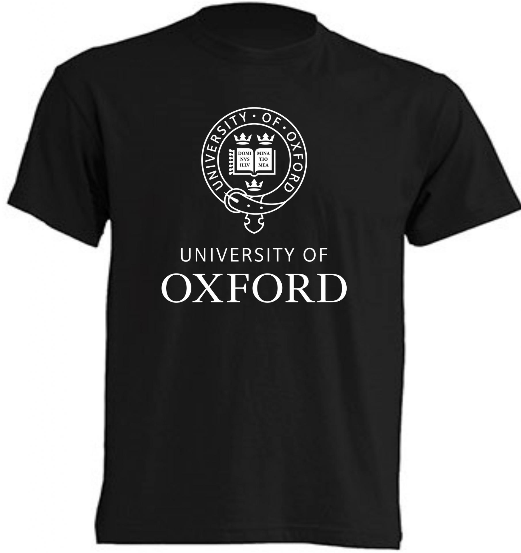 CAMISETA OXFORD UNIVERSITY