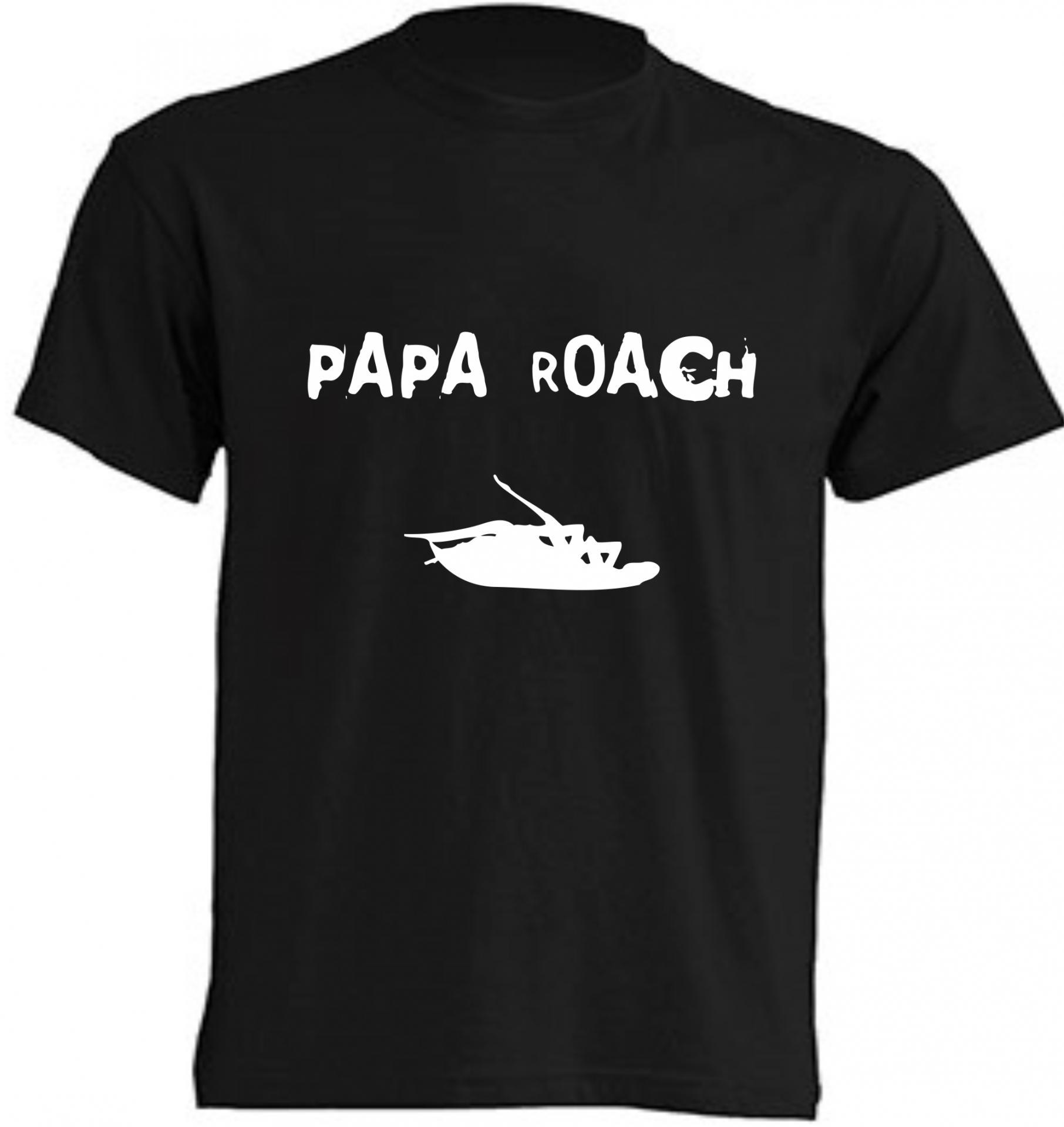 CAMISETA PAPA ROACH