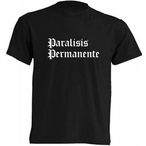 Camiseta Parálisis Permanente