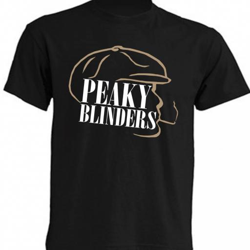 CAMISETA PEAKY BLINDERS