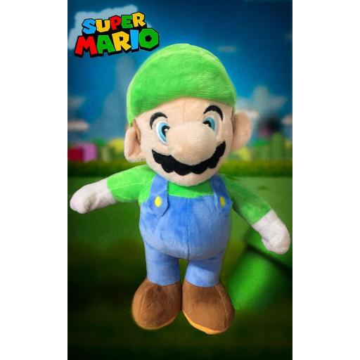 Peluche Luigi