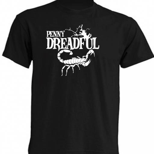 CAMISETA PENNY DREADFUL