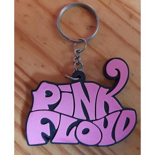 Llavero de Goma Pink Floyd [0]