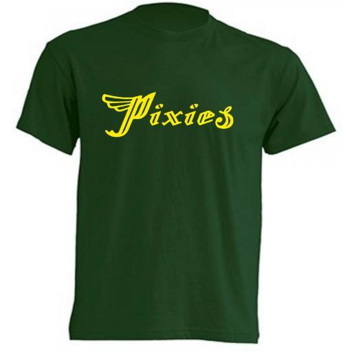 Camiseta Pixies [2]