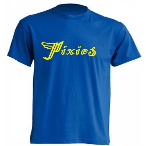 Camiseta Pixies [3]