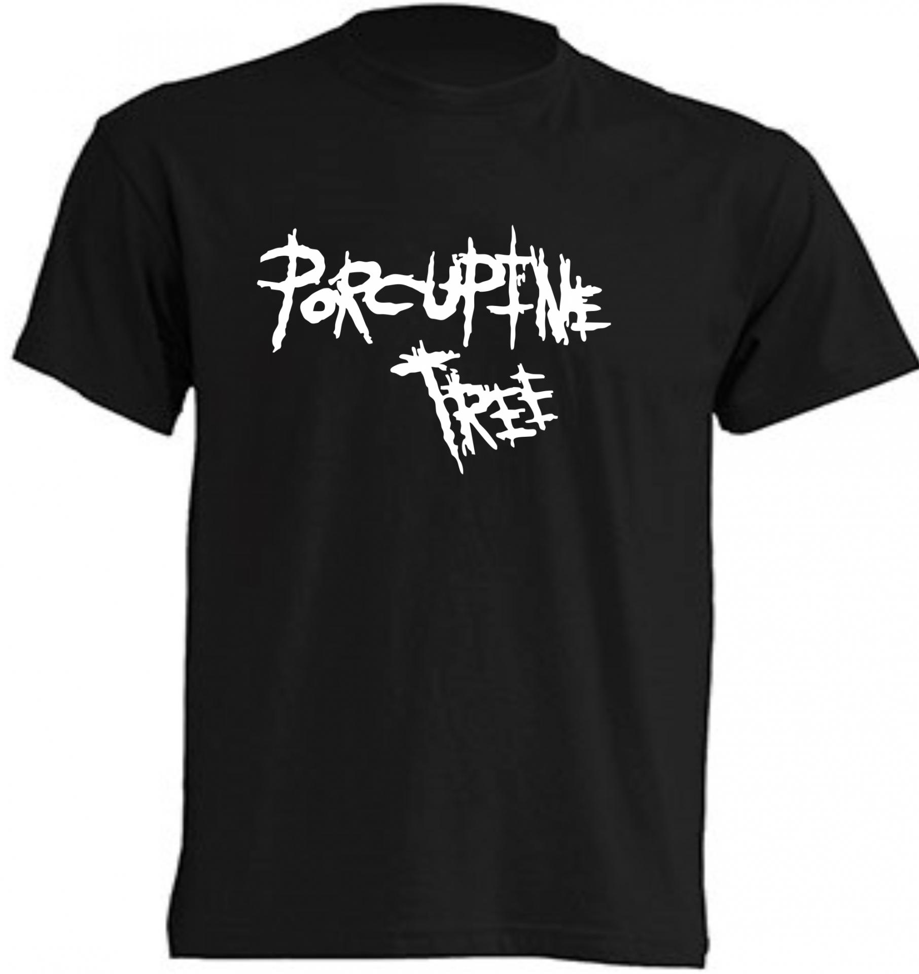 CAMISETA PORCUPINE TREE