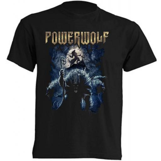 Camiseta Powerwolf