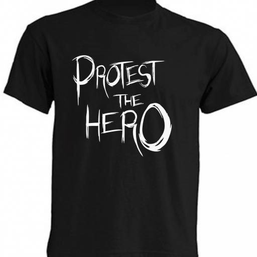 CAMISETA PROTEST THE HERO