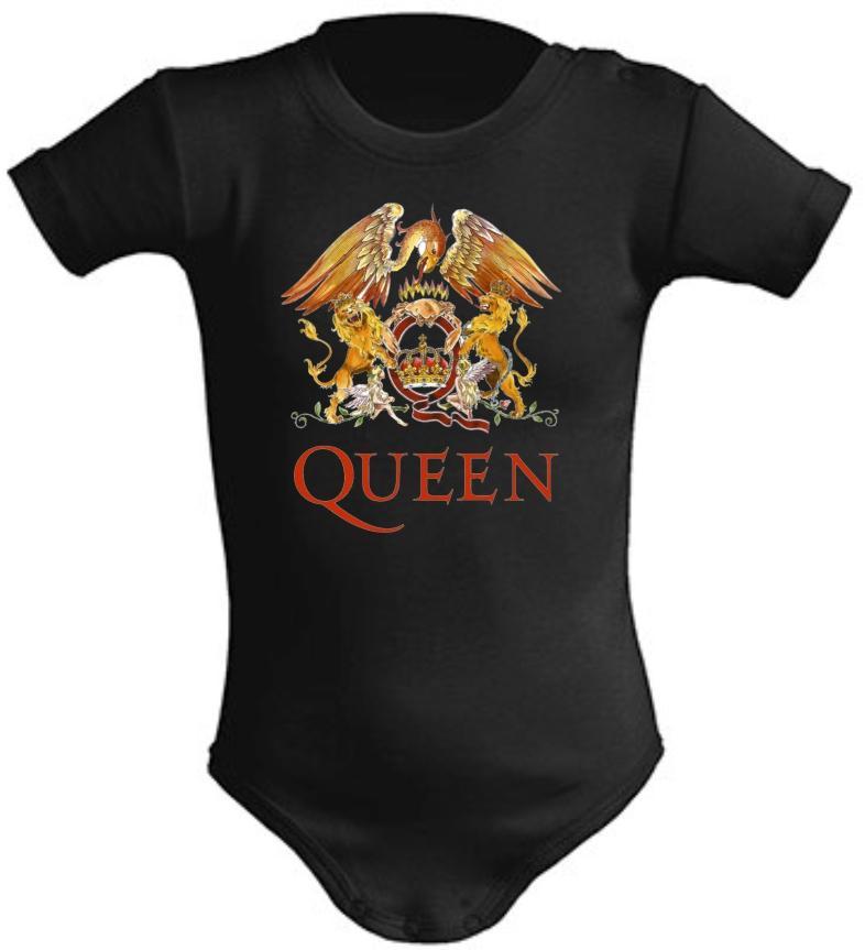 Body de bebe Queen