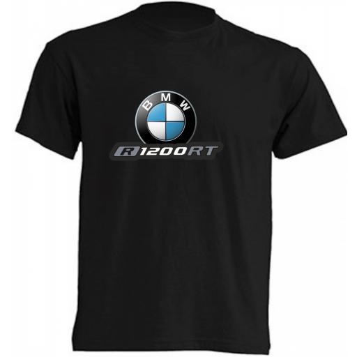 CAMISETA BMW R1200RT - VARIOS COLORES Y TALLAS [1]