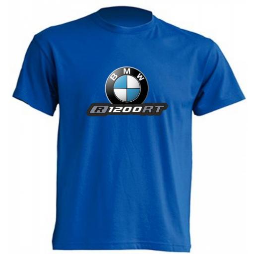 CAMISETA BMW R1200RT - VARIOS COLORES Y TALLAS [2]