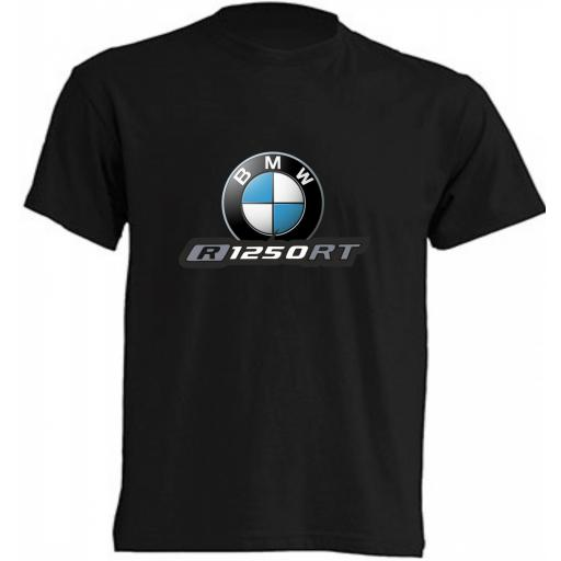 CAMISETA BMW R1250RT - VARIOS COLORES Y TALLAS [2]