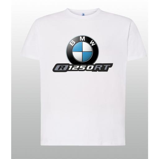 CAMISETA BMW R1250RT - VARIOS COLORES Y TALLAS [3]