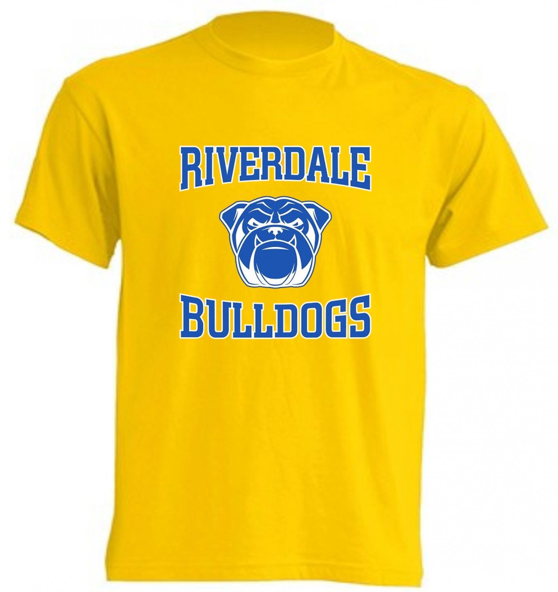 Camiseta Riverdale Bulldogs