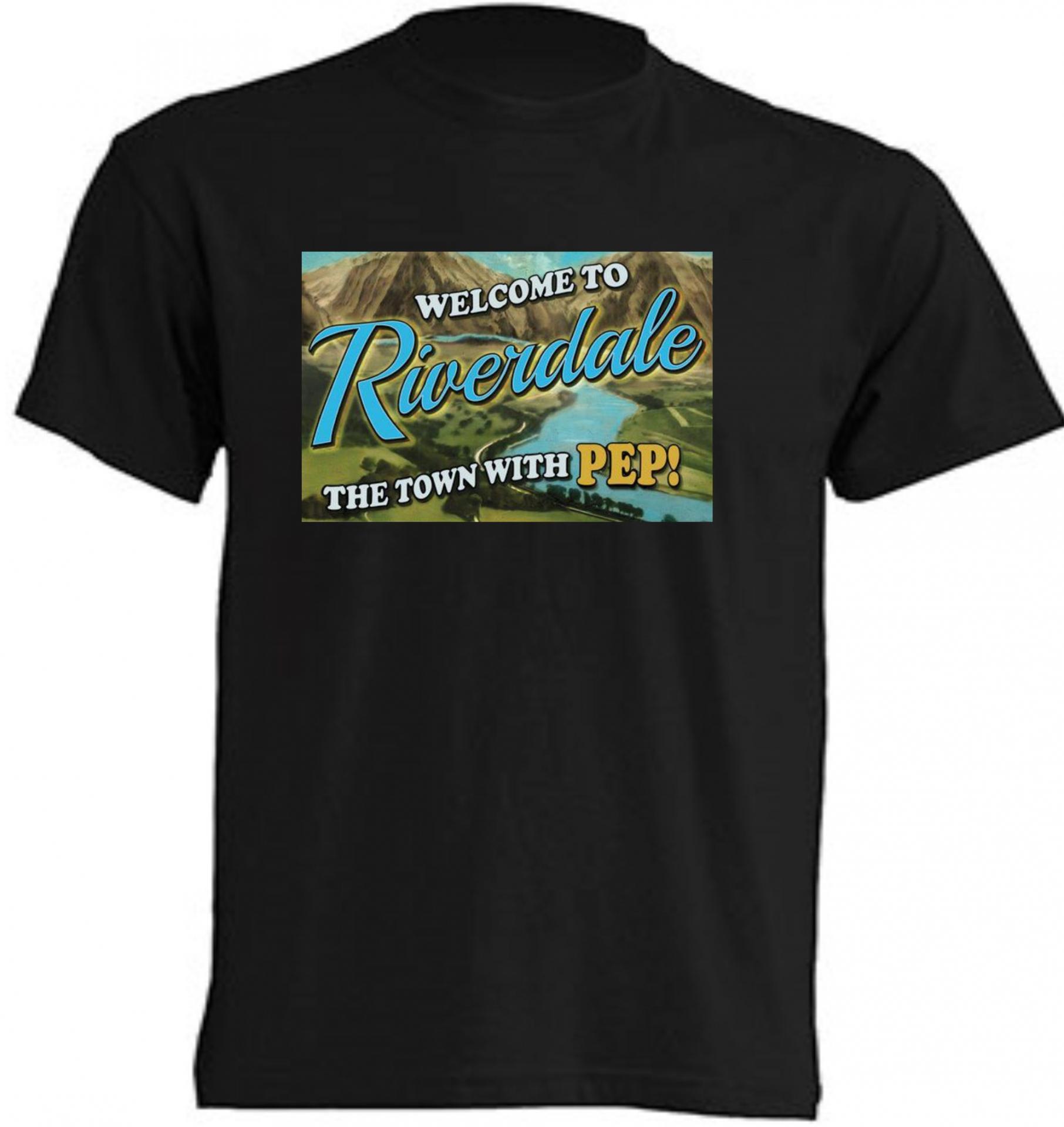 Camiseta Riverdale Welcome